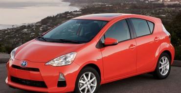 2013 Toyota Prius c Overview