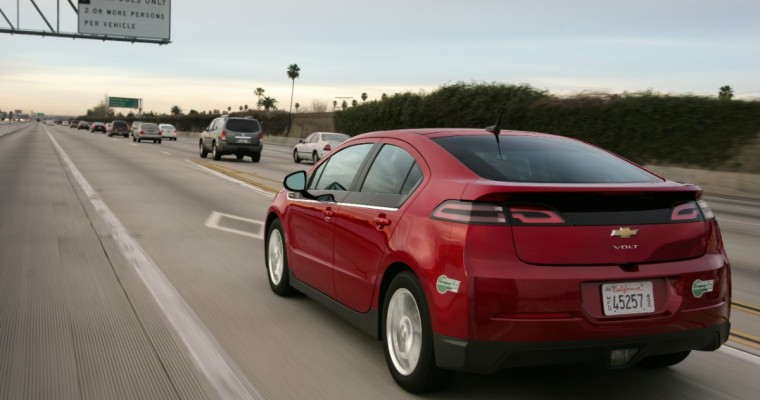 Chevy Volt Is Electric/Hybrid Car Best Buy of 2015