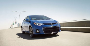 The Sky's The Limit: April 2014 Toyota Sales Soar