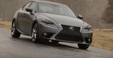 Lexus Division April Sales Best Since 2007