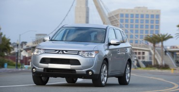 """2014 Outlander Makes KBB's '10 Most Affordable 3-Row Vehicles"""" List"""