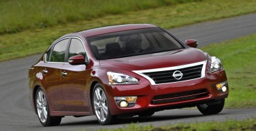 "2014 Altima Named Cars.com ""Most Affordable Midsize Sedan"""