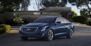 2015 Cadillac ATS Coupe Price Announced
