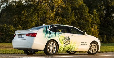 Chevrolet Announces Pricing for the 2015 Bi-Fuel Chevy Impala