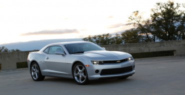 2016 Chevy Camaro Ushers in Next Generation