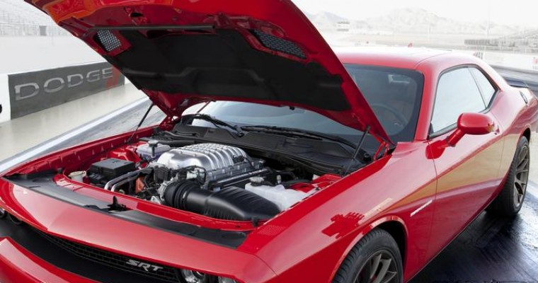 Dodge May Severely Limit 2015 Challenger SRT Hellcat Production