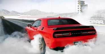 Dealers Can Now Order the 2015 Dodge Challenger SRT Hellcat