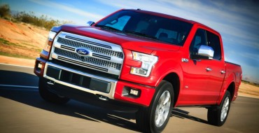 2015 F-150 Ford's Most Patented Truck