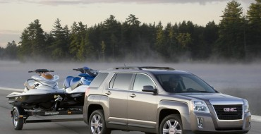 Updates for the 2015 GMC Terrain Announced