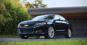 Impala Stop/Start Technology to be Standard for 2015 Base Model