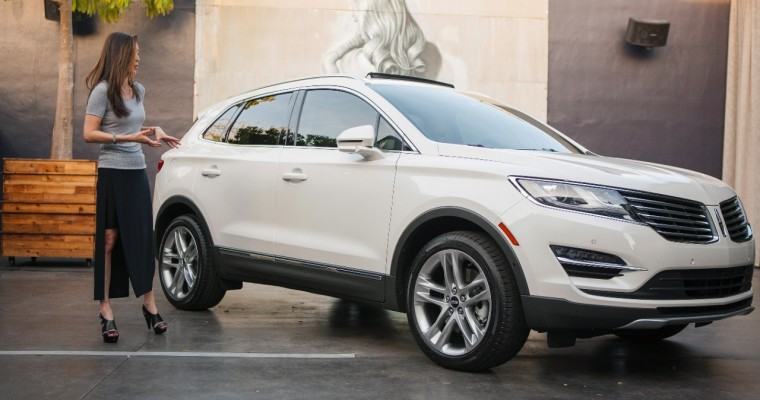 Crafting a Fine Dinner with the 2015 Lincoln MKC
