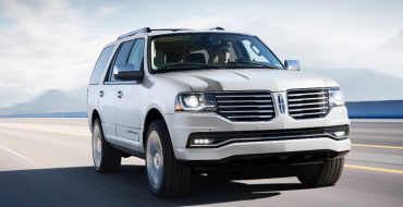 2015 Lincoln Navigator Pricing Announced
