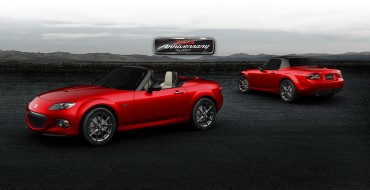 2015 Mazda MX-5 Miata Pricing Announced