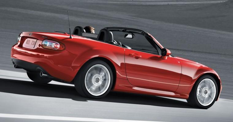 Mazda Named Best Car Manufacturer in Which? Awards