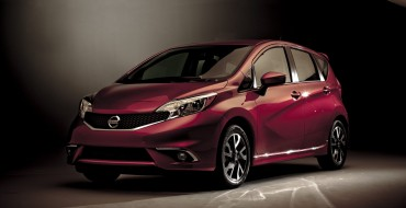 2015 Nissan Versa Note Pricing Announced