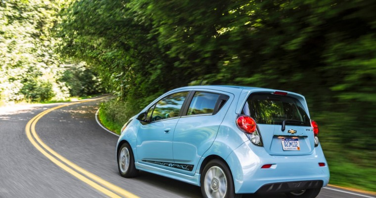 Midwest Chevy Spark EV: Coming to a Farm Near You?