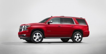 2015 Chevy Tahoe Overview