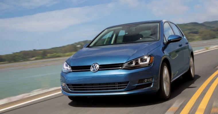 [PHOTOS] VW Previews 2015 Volkswagen Golf