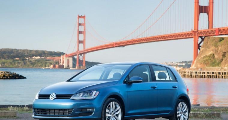2015 Volkswagen Golf Model Overview