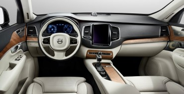 [Photos] A Look Inside the 2015 Volvo XC90