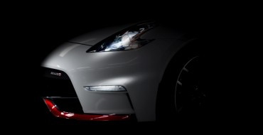 New Nissan 370Z NISMO Will Be Revealed This Afternoon