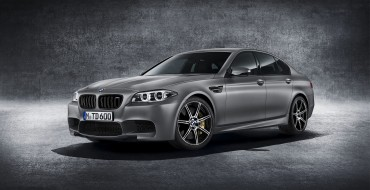 30th Anniversary Edition BMW M5: Most Powerful BMW Ever