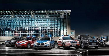 BMW Emergency Vehicles Make You Feel Safer, Sexier