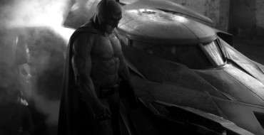 Here is Your New Batmobile. Also, Batman