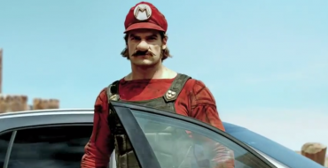 Sexy Mario Mercedes Commercial is Weird