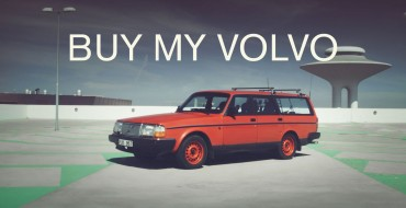 Buy My Volvo Commercial Makes Convincing Case