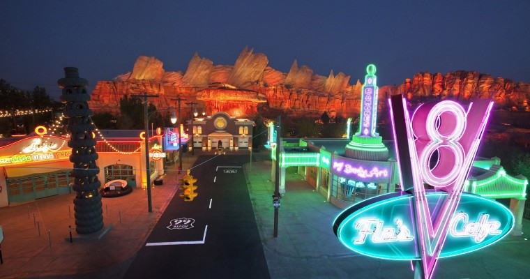 Cars Land Tips: Expert Advice for a Day in Disney's Cars Land