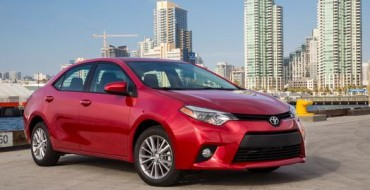 Toyota Corolla Remains World's Best-Selling Car