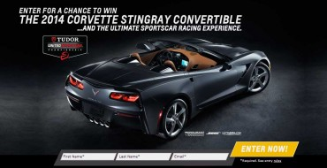 Take the Top Down with the Corvette Stingray Sweepstakes
