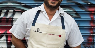 Chef Carlo Mirarchi is Latest Lexus Culinary Master
