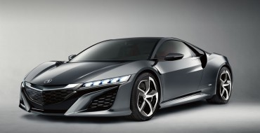 Honda Civic Type R and NSX Concepts to Appear at FoS
