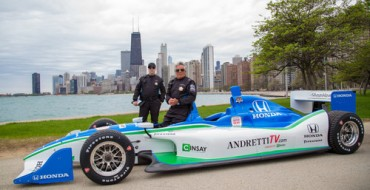 Win a Ride in an IndyCar with Fastest Seat in Sports Sweepstakes