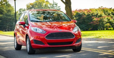 Ford Fiesta Wins 2014 Telegraph Motoring Awards Car of the Year