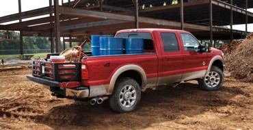 Ford to Recall 4,000 Super Duty F-Series Trucks Due to Software Malfunction