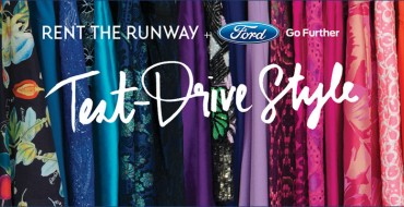 Win Rent The Runway Edition Ford Fusion in Test Drive Style Sweepstakes!
