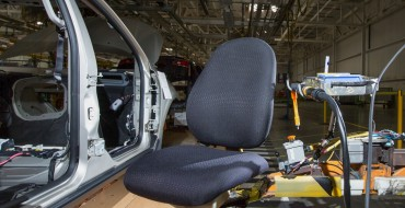 GM's Ergo Chair Benefits Seat Installment for Traverse