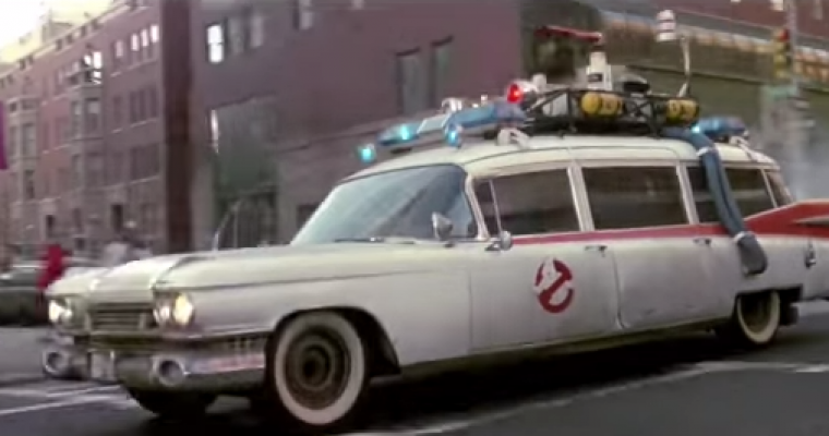 Buy This Ghostbusters Car Right Now Because Bill Murray