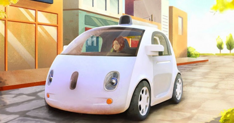 Here's How Google is Using Video Games to Teach Self-Driving Cars