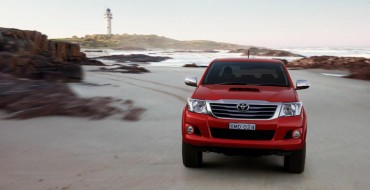 Toyota Belgium Unleashes Hilux Indestructible Showroom