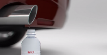 Honda H2O: Here, Australia, Have Some Car Water