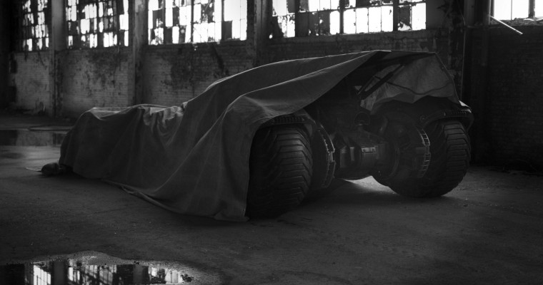 New Batmobile Teased in Tweet from Terrible Director