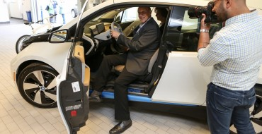 Boston Man Takes Delivery of First BMW i3 in U.S.