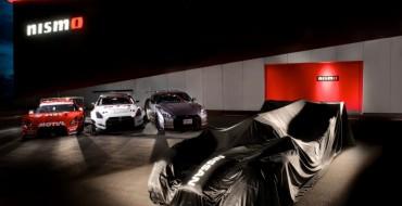 Nissan Announces GT-R in Le Mans 2015