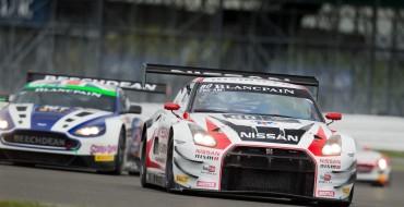 Nissan GT Academy Team RJN Snags Silverstone Win