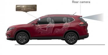 Nissan Smart Rearview Mirror Wins 2014 Traffic Safety Achievement Award