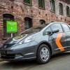 Zipcar's ONE>WAY Program Will Use 2015 Honda Fit